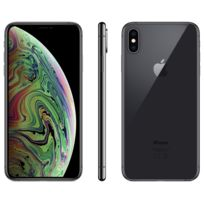 APPLE - iPhone XS Max - 64 Go - MT502ZD/A - Gris Sidéral