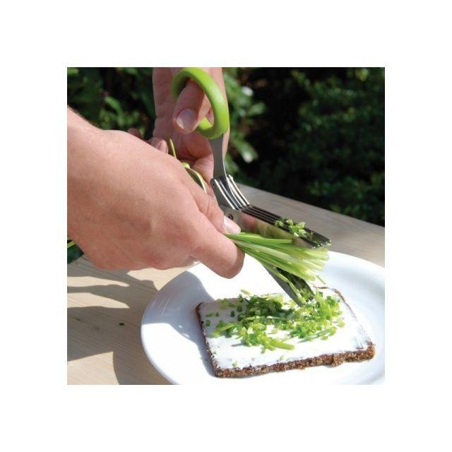 Esschert Design Ciseaux Herbe Aromatique
