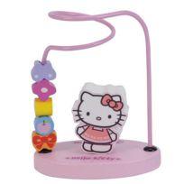Eichhorn - Labyrinthe à fils Hello Kitty : Rose