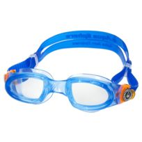 Aquasphere - Lunette natation piscine Aqua sphere Moby kid blue/orange cl/l Bleu 15333