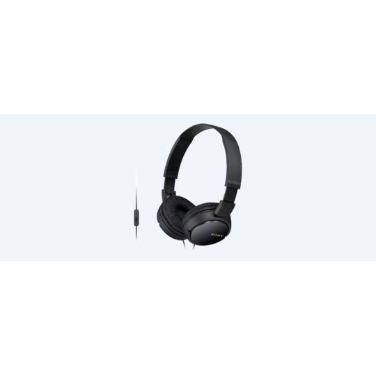 c500687fac7 Casque Arceau MDR-ZX110 Noir Sony pas cher au Meilleur Prix