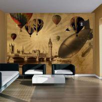 Bimago - Makossa-a1-XXLNEW010219 - Papier peint - Balloon competitions 350x245