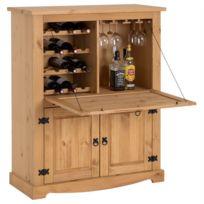 Meuble range bouteille catalogue 2019 rueducommerce Meuble range bouteille