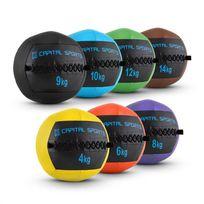 CAPITAL SPORTS - Epitomer Wall Ball Set 4 kg 6 kg 8 kg 9 kg 10 kg 12 kg 14 kg