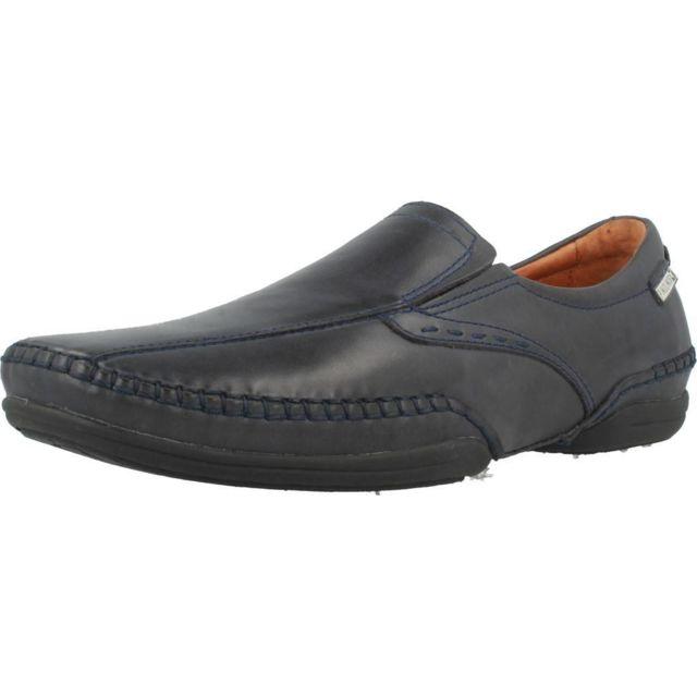 Pikolinos Mocassins et chaussures bateau homme 03A 6222, Bleu