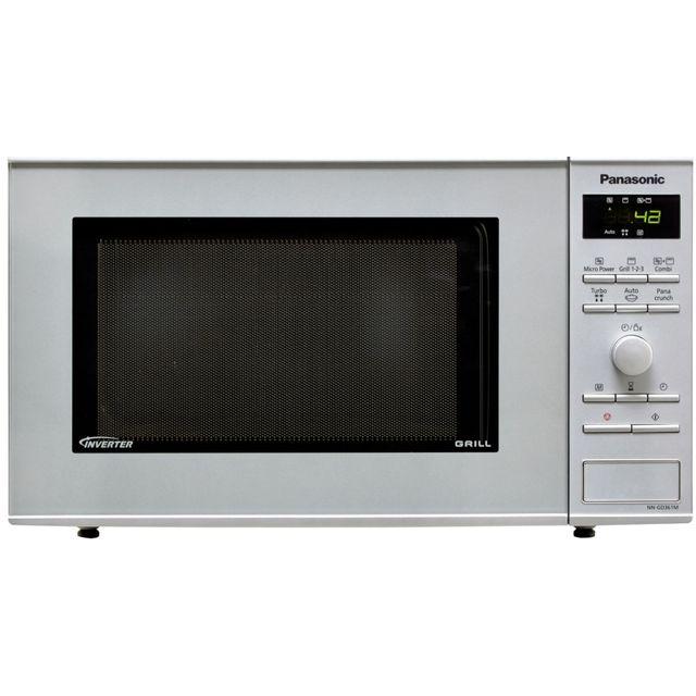 PANASONIC - Four micro ondes grill NN-GD361MEPG