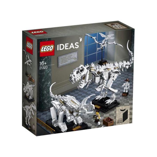 Lego Ideas 21320 - Les fossiles de dinosaures