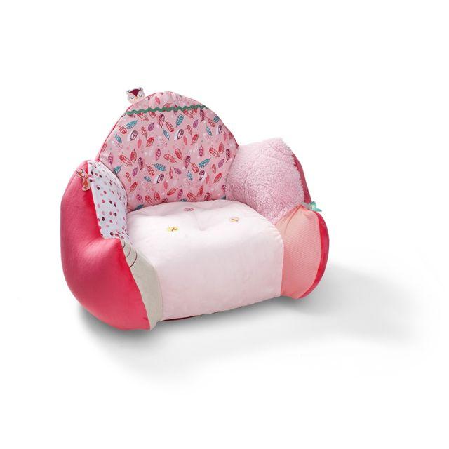Vente Fauteuil Club lilliputiens - fauteuil club bébé louise multicolor - pas cher achat