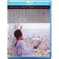 Blu-Ray - Hendrix. Jimi - Live At Woodstock