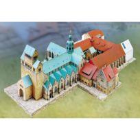 Aue Verlag - Maquette en carton : Cathédrale Sainte-Marie de Hildesheim