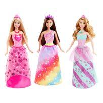 Mattel - Barbie - Barbie Princesse Multicolore