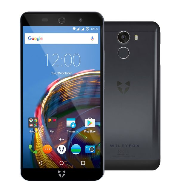 WILEYFOX Swift 2 Plus - Bleu nuit