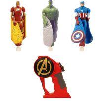Bandai - Avengers Flying HeroeS Mega Pack 3 Avengers