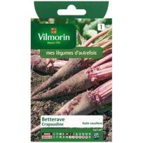 Vilmorin - Sachet graines Betterave rouge crapaudine