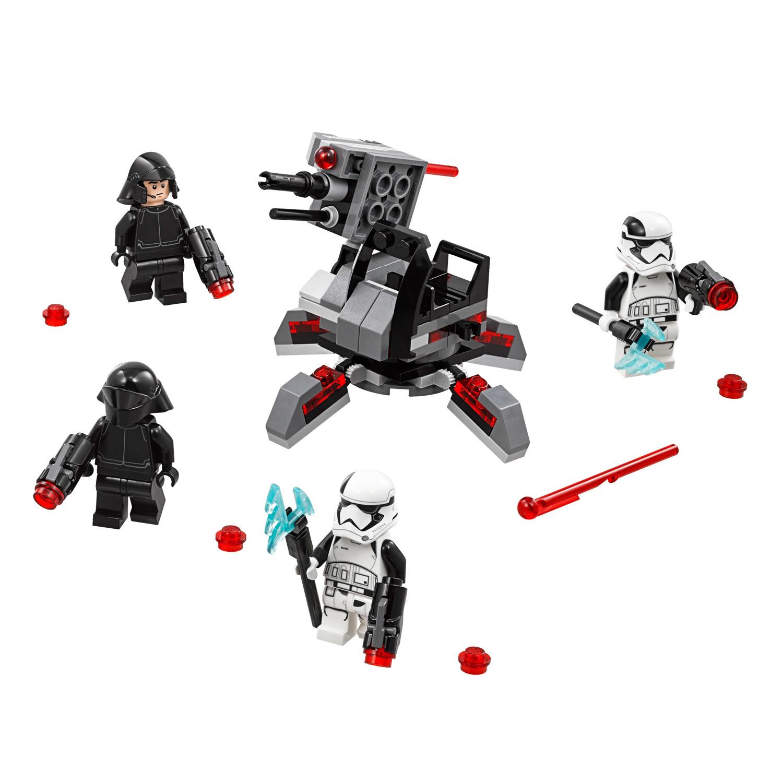 75197 Star Wars™: Battle Pack experts du Premier Ordre