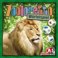 Abacusspiele - Jeux de société - Zooloretto Le Jeu de Dés Allemand