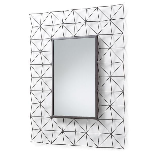 Kavehome Miroir Tabi, rectangulaire