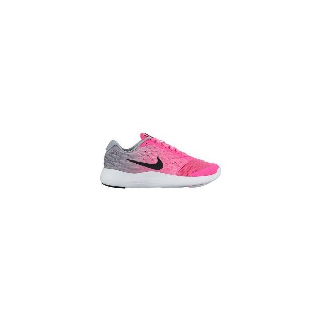 Nike Chaussures rose Lunar Disperse Gs gris rose Chaussures enfant pas cher 3edcdf