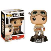 Funko - Star Wars Episode Vii Pop! Vinyl Bobble Head Rey & Goggles Limited Edition 10 cm