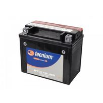 Tecnium - Batterie Btx12-Bs / Ytx12-Bs / Ytx12bs
