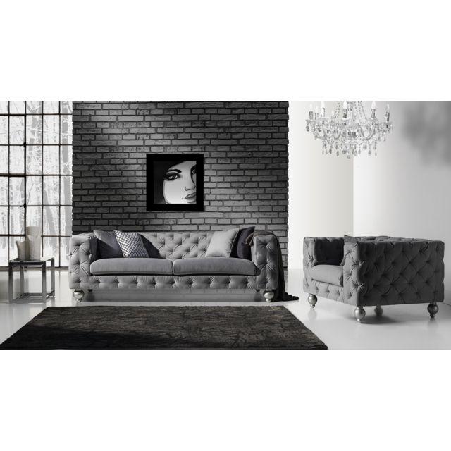 Elbm CanapÉ Sofa 3 Design Ref Prado