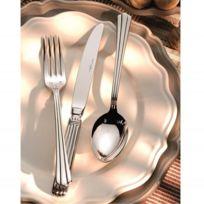 Eternum - Modèle Byblos - acier inoxydable 18/10 - finition miroir - épaisseur 3 mm - garantie lave-vaisselle
