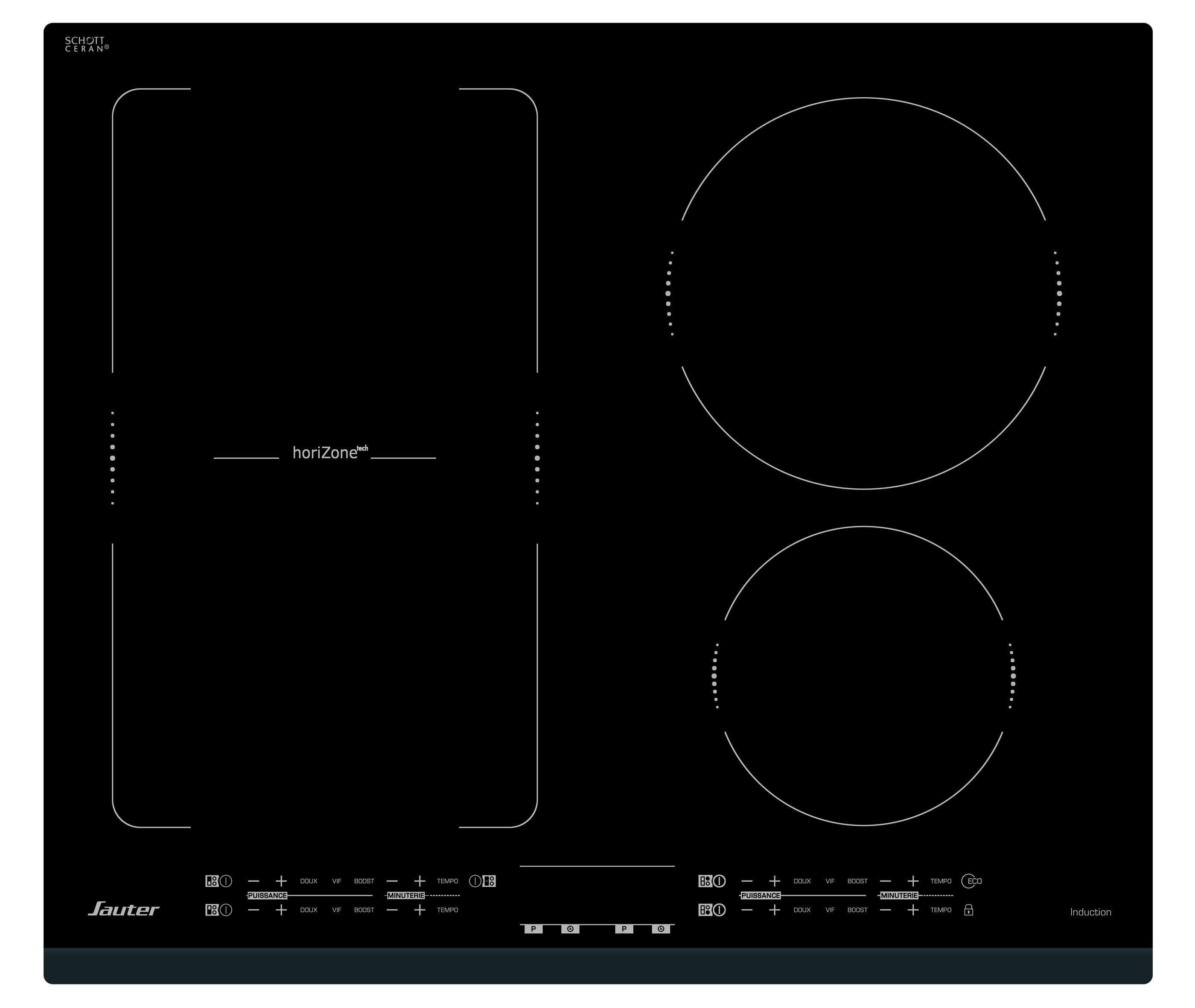 Table de cuisson SPI4664B