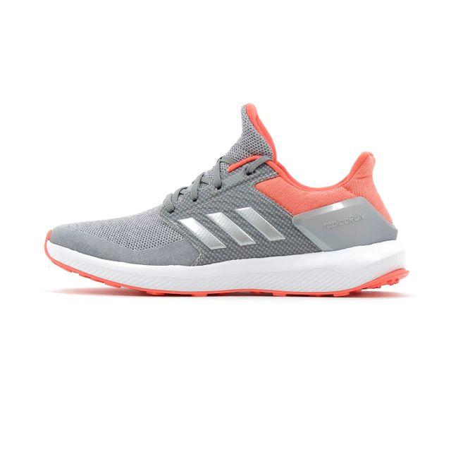 01cfe8c4522b7 Adidas performance - Chaussures de running enfant RapidaRun Kids - pas cher  Achat   Vente Baskets enfant - RueDuCommerce