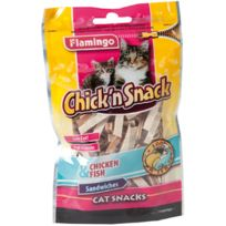Flamingo - Chick'n Sandwich pour chats