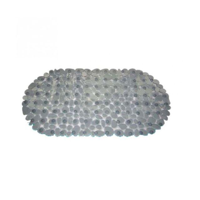 frandis tapis fond baignoire gris pas cher achat vente serviettes de bain rueducommerce. Black Bedroom Furniture Sets. Home Design Ideas