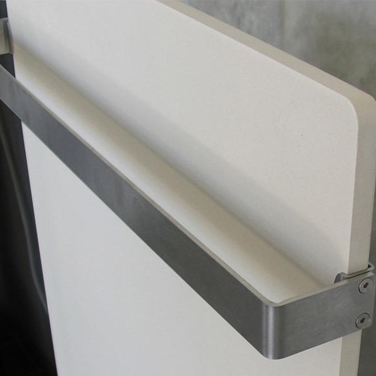 Barre inox 51 cm pour radiateur