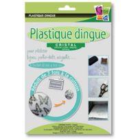 """Pw - 5 Feuilles De Plastique Dingue """"CRISTAL"""" NON PoncÉ Format 260 X 200 Mm International A1403443"""