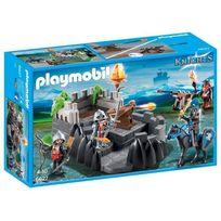 PLAYMOBIL - Bastion des chevaliers du Dragon Ailé - 6627