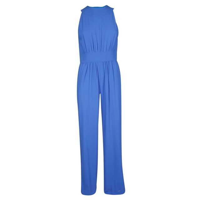 Suoli Femme S29170061381 Bleu Viscose Robe