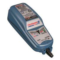 Tecmate - Chargeur de Batterie Optimate 5 Voltmatic 6V/12V 8>120Ah