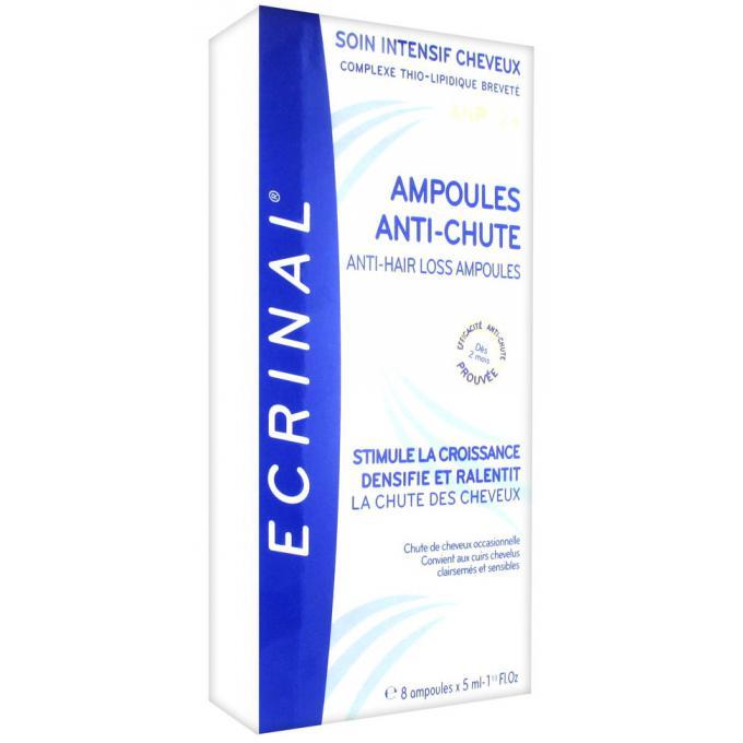 Ampoules Anti-Chute Cheveux à l'ANP 2
