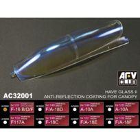Afv Club - Accessoires pour vitrines : Revêtement anti-reflets : F-16 B/D/F - 1/32