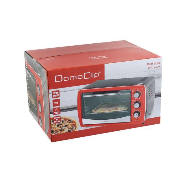 Domoclip - Mini four 12 L Doc158