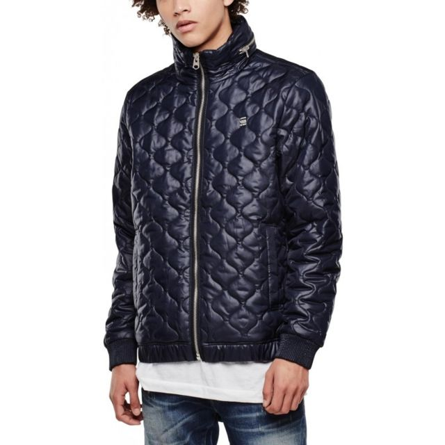 G-star Raw - Doudoune G Star Meefic Quilted Overshirt - pas cher ... aed0fa8cf894