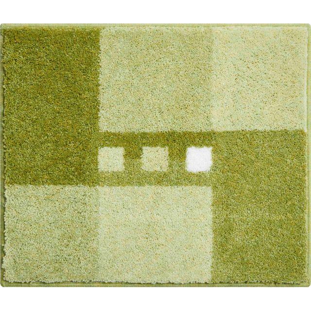 esh equipement tapis de salle de bain merkur vert 50 x 60 cm 50cm x 60cm pas cher achat. Black Bedroom Furniture Sets. Home Design Ideas