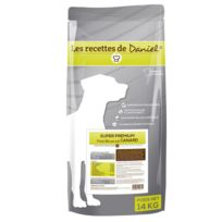 Recettes de Daniel - Croquettes Chien poids de forme 14kg Maintenance Super Premium au canard