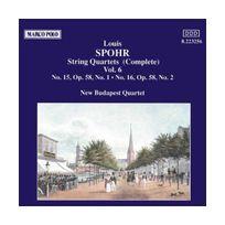 Marco Polo - Quatuor à cordes op58 n1 & 2