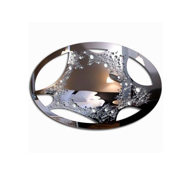 Open Designrobba Miroir Lady Blob Robba