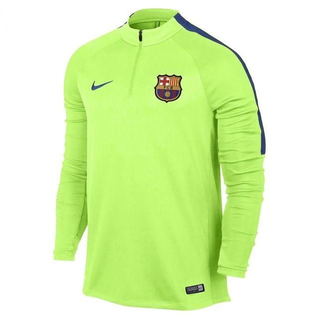 64bb2d86119b6 Nike - Haut de football Squad Fc Barcelona - 808922-369 - pas cher ...