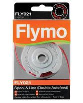 Flymo - Bobine de recharge double fil Fly021