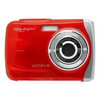 Easypix - Caméra Aquapix W1024 Splash rouge