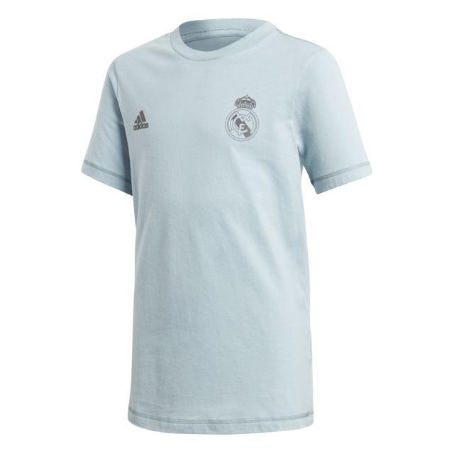 Adidas T shirt junior Real Madrid 20172018 pas cher