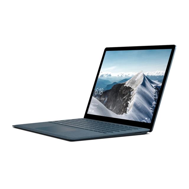 MICROSOFT Surface Laptop - Intel Core i7 - 256 Go - Bleu Cobalt