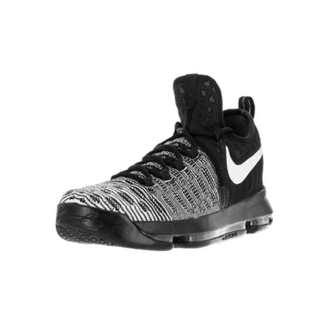 51abb15564357 Nike - Chaussures Sportswear Homme Zoom Kd9 Noir et blanc - 47 1 3 - 47 1 3  - pas cher Achat   Vente Chaussures basket - RueDuCommerce