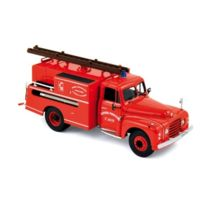 Norev - 159988 - VÉHICULE Miniature - ModÈLE À L'ÉCHELLE - CitroËN T46 - Pompier - 1962 - Echelle 1/43